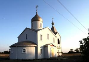 Петропавловский храм, пос. Овощной